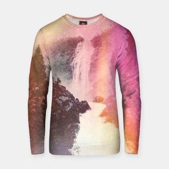 Miniature de image de Waterfall of Inspiration Cotton sweater, Live Heroes