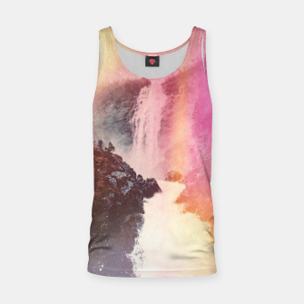 Thumbnail image of Waterfall of Inspiration Tank Top, Live Heroes