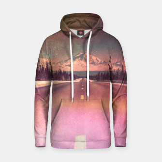 Wait and See Cotton hoodie thumbnail image