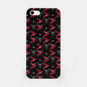 Thumbnail image of Intricate Polygons Pattern iPhone Case, Live Heroes