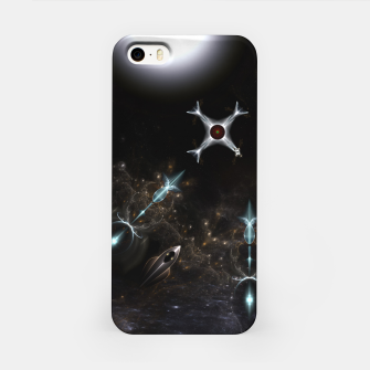 Miniaturka The Gateway Sci-Fi Fractal Art iPhone Case, Live Heroes