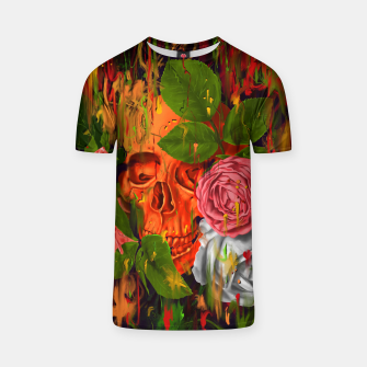 Thumbnail image of Colors of Death T-shirt, Live Heroes