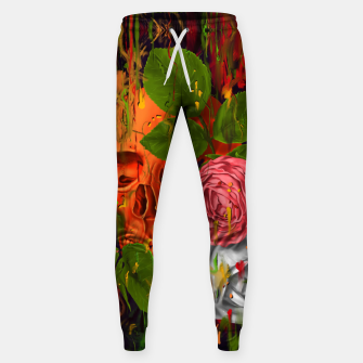 Thumbnail image of Colors of Death Cotton sweatpants, Live Heroes
