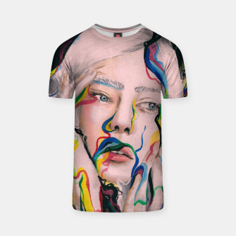 Thumbnail image of Blow my mind T-shirt, Live Heroes