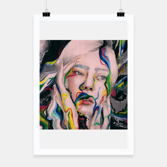 Thumbnail image of Blow my mind Poster, Live Heroes