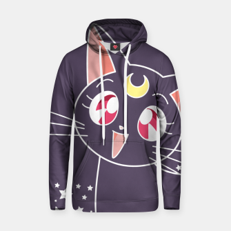 Thumbnail image of Luna Cotton hoodie, Live Heroes