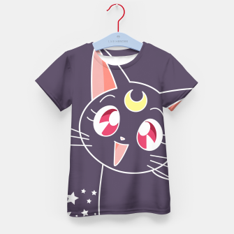Thumbnail image of Luna Kid's t-shirt, Live Heroes