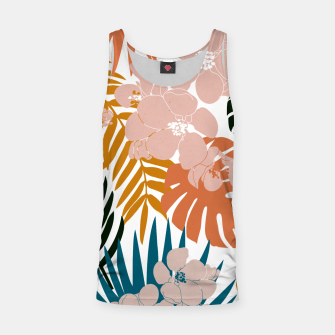 Thumbnail image of Palms and Bloom Tank Top, Live Heroes