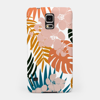 Thumbnail image of Palms and Bloom Samsung Case, Live Heroes