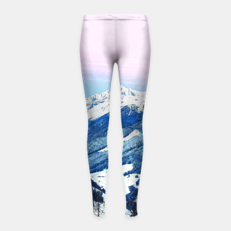 Thumbnail image of Nirvana v2 Girl's leggings, Live Heroes