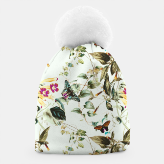 Miniatur Butterflies on the meadow Gorro, Live Heroes