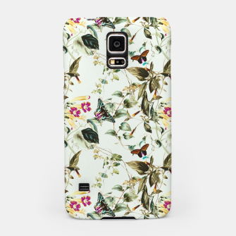 Miniatur Butterflies on the meadow Carcasa por Samsung, Live Heroes