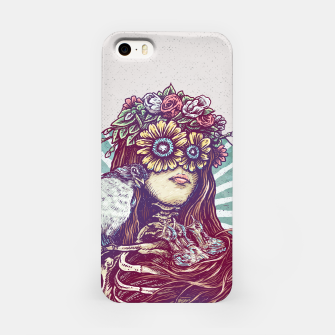 Thumbnail image of Birds Nest Hair iPhone Case, Live Heroes