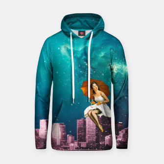 Thumbnail image of Vintage City Cotton hoodie, Live Heroes