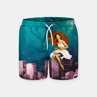 Vintage City Swim Shorts obraz miniatury