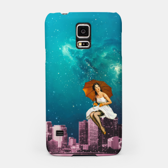 Thumbnail image of Vintage City Samsung Case, Live Heroes