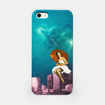 Vintage City iPhone Case obraz miniatury