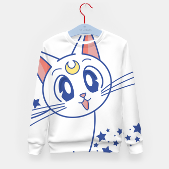 Thumbnail image of Artemis Kid's sweater, Live Heroes