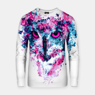 Thumbnail image of Owl IV Cotton sweater, Live Heroes