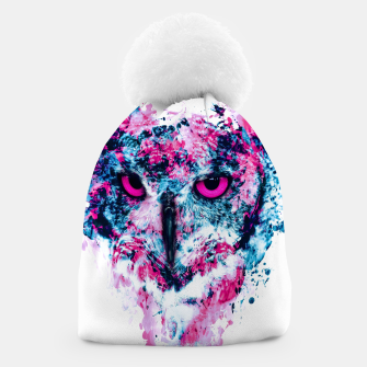 Thumbnail image of Owl IV Beanie, Live Heroes