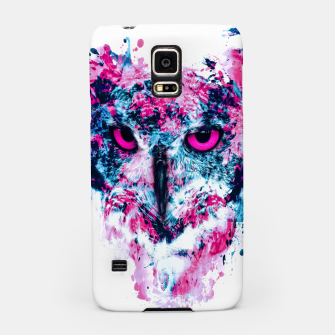 Thumbnail image of Owl IV Samsung Case, Live Heroes