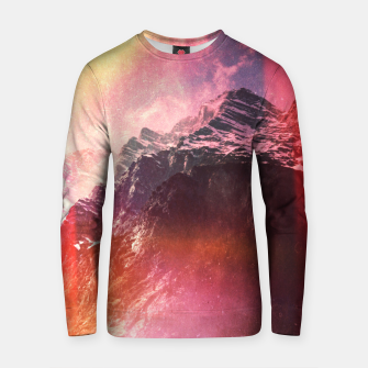Thumbnail image of Keep Climbing Cotton sweater, Live Heroes