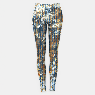 Thumbnail image of rust Leggings, Live Heroes