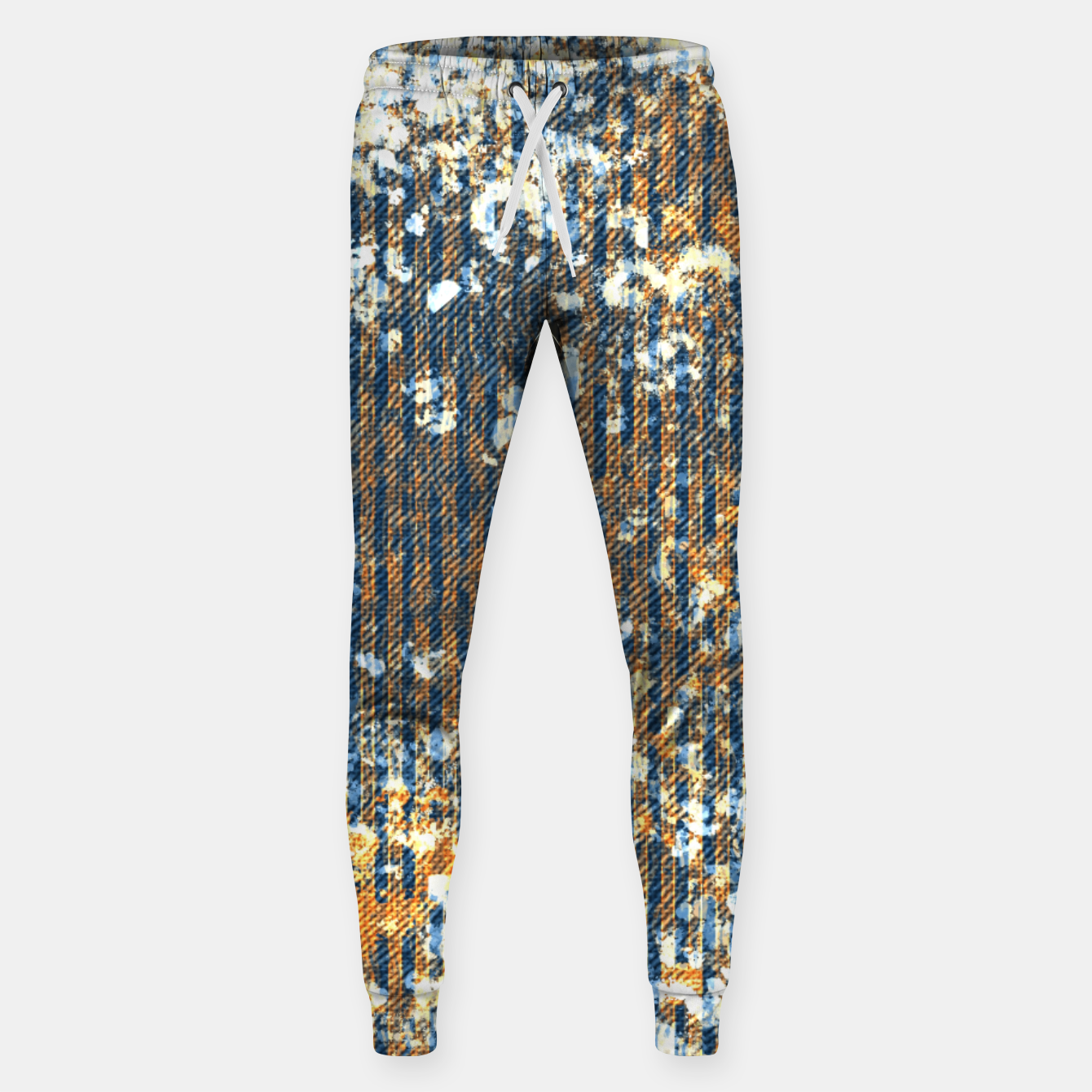 Image of rust Cotton sweatpants - Live Heroes