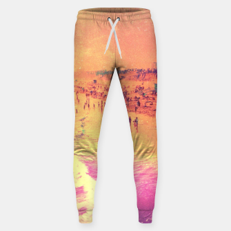 Summer Flame Cotton sweatpants Bild der Miniatur