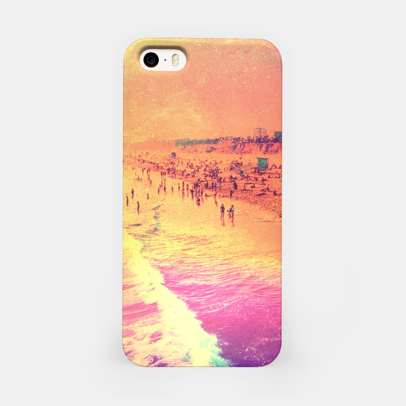 Foto Summer Flame iPhone Case - Live Heroes