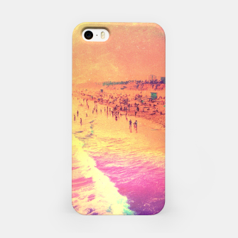 Summer Flame iPhone Case Bild der Miniatur