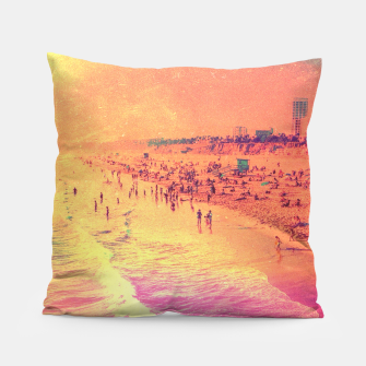 Summer Flame Pillow Bild der Miniatur