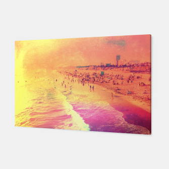 Summer Flame Canvas Bild der Miniatur