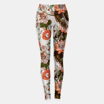 Miniatur 01 Vintage bloom  Leggings, Live Heroes
