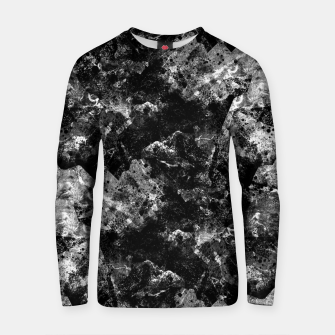The dark rocks Cotton sweater Bild der Miniatur