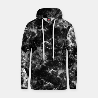 The dark rocks Cotton hoodie Bild der Miniatur