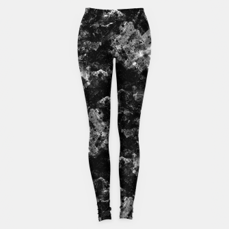 The dark rocks Leggings Bild der Miniatur