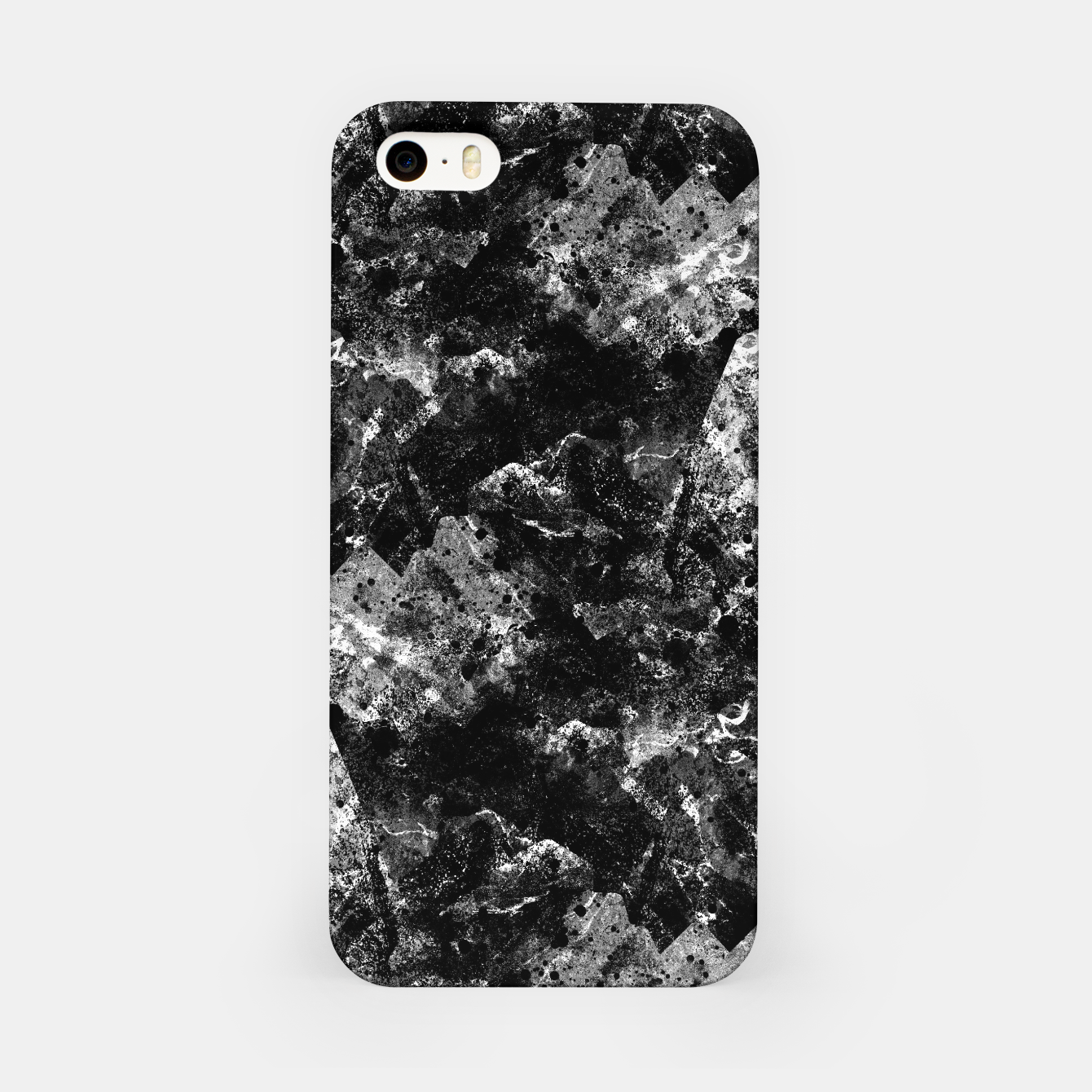 Foto The dark rocks iPhone Case - Live Heroes