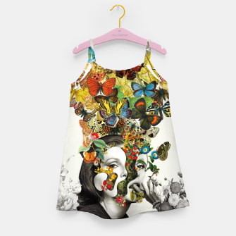 Thumbnail image of Butterfly Woman Girl's dress, Live Heroes