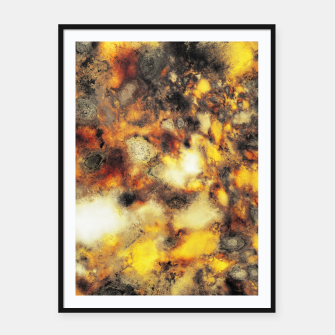 Thumbnail image of Embers Framed poster, Live Heroes