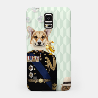 Thumbnail image of Dog Royal Samsung Case, Live Heroes