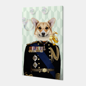Thumbnail image of Dog Royal Canvas, Live Heroes