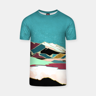 Thumbnail image of Teal Sky T-shirt, Live Heroes