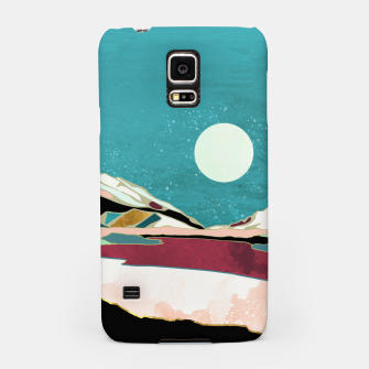 Thumbnail image of Teal Sky Samsung Case, Live Heroes