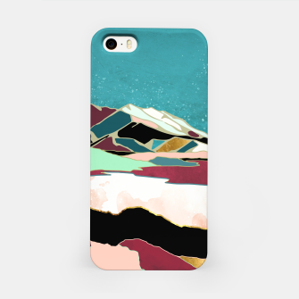 Thumbnail image of Teal Sky iPhone Case, Live Heroes