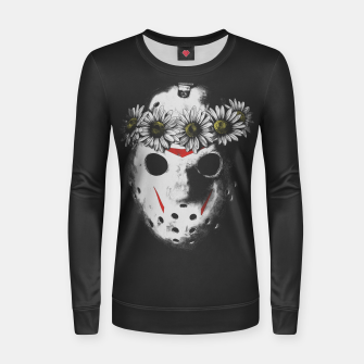 Miniature de image de FRIDAY I'M IN LOVE Woman cotton sweater, Live Heroes