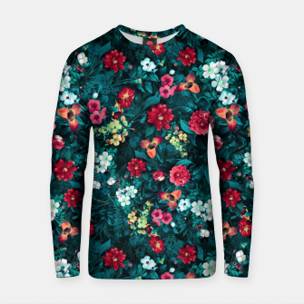 Miniature de image de The Midnight Garden II Cotton sweater, Live Heroes