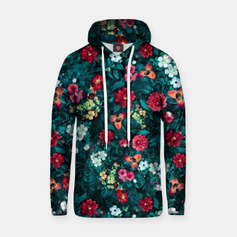 Thumbnail image of The Midnight Garden II Cotton hoodie, Live Heroes