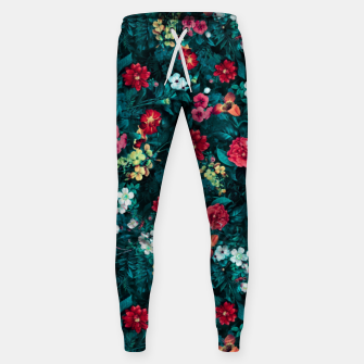 The Midnight Garden II Cotton sweatpants Bild der Miniatur