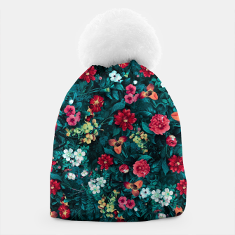 The Midnight Garden II Beanie Bild der Miniatur